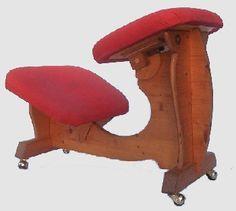 Vivavispa - sedia ergonomica Gaia - Fai da te