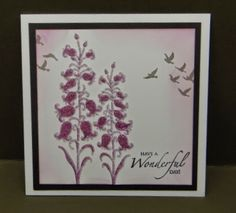BJCrafty: Fairy Bells Stencil from Sweet Poppy Stencils