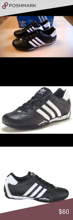 cheaper e8426 81852 Adidas Goodyear ADI RACER LOW ADIDAS ADI RACER LOW in NAVY and WHITE Adidas  Shoes Sneakers