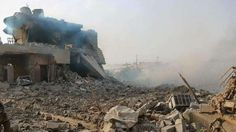 قتلى وجرحى مدنيون في اليوم الثاني من معركة السيطرة على الموصل