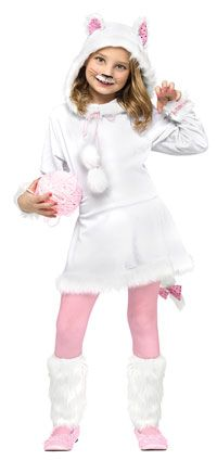 Persian Kitty Girls Costume-The Top #Halloween Costumes for Girls