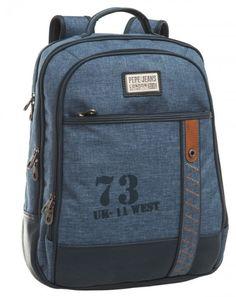 Mochila urbana portaordenador Pepe Jeans Men 73 azul