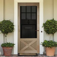 Screen Door 1 3/8 In. Thick X 84 In. High Wood Thompson