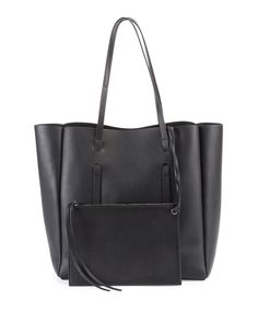 2a5764ff4bf Balenciaga | Black Everyday Leather Tote Bag | Lyst Zipper Pouch, Bucket Bag,  Balenciaga