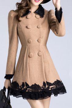 Lovely coat from ICKL