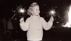 Yvonne Chladell of Bellevue Hill with sparklers on Bonfire Night in Waverley, May 14 Photography by A. Bonfire Night Photos, Guy Fawkes Night, I Remember When, After Dark, Sparklers, When Us, Historical Photos, Nostalgia, Party