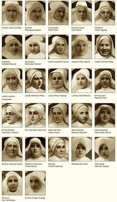 Vincentian Priests and Brothers, Daughters of Charity  martyrs beatified 13 October 2013 in Spain