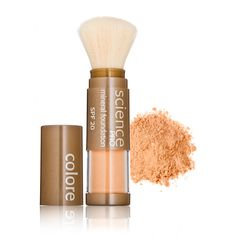 Colorscience Mineral Powder Foundation - California Girl coming soon to www.keepyoungforever.com