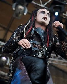 """Mi piace"": 64, commenti: 3 - Cradle Of filth (@cradleoffilthfans) su Instagram: ""Our king of extreme metal ❤ #danifilth #vocalist #cradleoffilth #band #blackmetal #gothicmetal…"""