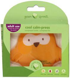 Amazon.com: green sprouts Cool Calm Press, Owl: Home & Kitchen