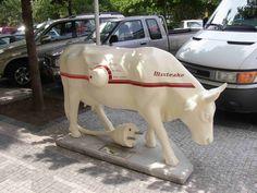 "Cow Parade Prague 2004  ""Misteake"""