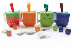 LiptonTea Positive Emotion Packaging on Packaging Design Served