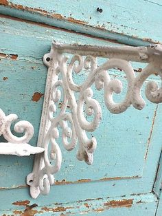 Hey, I found this really awesome Etsy listing at https://www.etsy.com/listing/90258236/cast-iron-brackets-plant-hangers-shelf