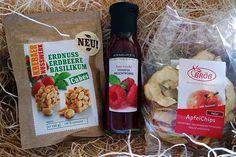 Filines Testblog: Gourmetbox April 2015, Vorstellung und Rezeptideen...