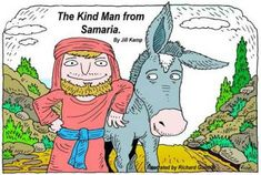 The Kind Man from Samaria Book