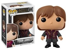 Pop! TV: Game Of Thrones - Tyrion Lannister | Funko