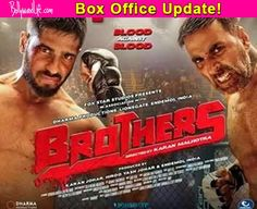 Brothers box office collection: The Akshay Kumar-Sidharth Malhotra starrer crosses the Rs 50 crore mark, becomes the biggest opener after Bajrangi Bhaijaan! #BajrangiBhaijaan!  #Brothers