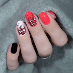 B005 Nail Stamping, Pretty Nails, Nailart, Beauty, Inspiration, Beleza, Cute Nails, Biblical Inspiration, Belle Nails