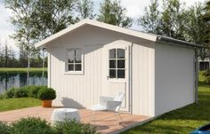 Polhus. Stugor, Friggebodar 32st Stockholm, Tiny House, Shed, Victoria, Outdoor Structures, Lean To Shed, Tiny Houses, Coops, Barns