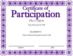 girl scout completion certificate - Google Search