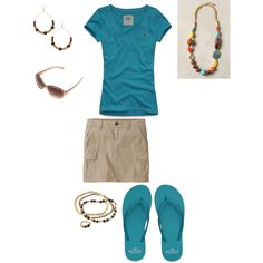 Beachy by jenni-cade-horn on Polyvore