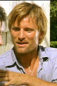 Viggo Mortensen oh very young!