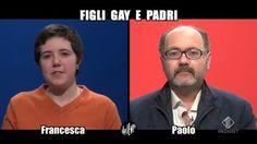 figli gay e padri