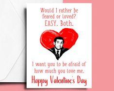 Dwight schrute love is anti valentine nerdy the office valentines the office valentines day greeting card michael scott happy valentines day card the office m4hsunfo