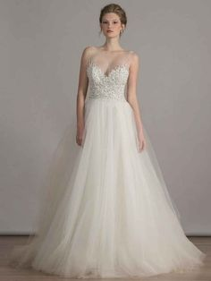 Liancarlo's Romantic Spring 2016 Wedding Dress Collection Is Inspired by Flower Markets | TheKnot.com