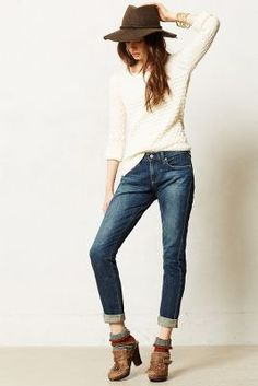 Relaxed Skinny