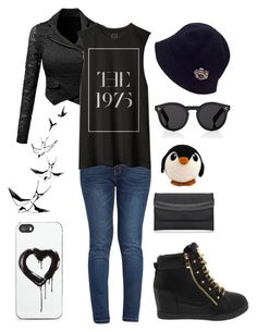 """""""2-20-2016"""" by seana-routzahn on Polyvore featuring Zero Gravity, Chanel, Illesteva, women's clothing, women, female, woman, misses and juniors"""