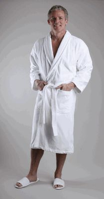 find this pin and more on menu0027s terry cloth robe by - Terry Cloth Robe