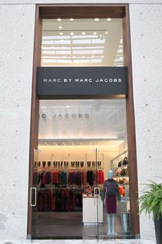 Marc by Marc Jacobs Store in Mexico