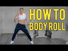 How To Body Roll, Chest Roll and Hip Roll (EASY and FAST) - YouTube How To Lap Dance, Easy Dance, Dance It Out, Dance Stuff, Zumba Videos, Dance Workout Videos, Dance Videos, Dance Exercise, Exercise Videos