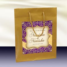 19 best Indian & Hindu Wedding Welcome Bags, assorted labels ...