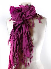How to Tie a Scarf: Half Bow II