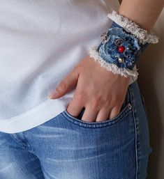Image result for women's cloth cuff bracelets
