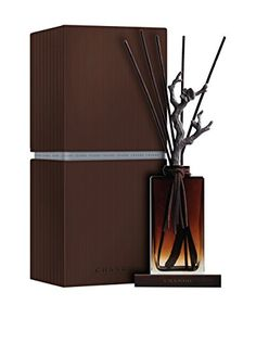 'CHANDO Urban Collection 3.4-Oz. Plum Glory Reed Diffuser with Blue Breeze Fragrance' Aromatherapy, Breeze, Tall Cabinet Storage, Plum, Fragrance, Perfume, Urban, Amber, Furniture Market
