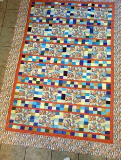 Dig Into Your Fabric Stash to Make This Scrap Quilt
