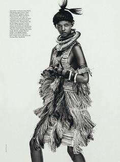 visual optimism; fashion editorials, shows, campaigns & more!: tomorrow's tribe: marina nery by sebastian kim for vogue australia april 2014...