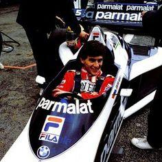 Teste Brabham 1983