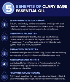 Clary Sage Essential Oil: Benefits, Uses & Best Company To Buy From - Mundpflege Vorschlag Clary Sage Essential Oil, Chamomile Essential Oil, Essential Oil Uses, Doterra Essential Oils, Coconut Oil Pulling Teeth, Coconut Oil For Teeth, Coconut Oil Uses, Essential Oil Menstrual Cramps, Oil Benefits