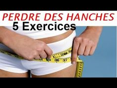 5 exercices pour perdre des hanches et affiner sa taille - YouTube