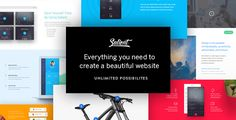 Salient v7.5.01 – Responsive Multi-Purpose Theme