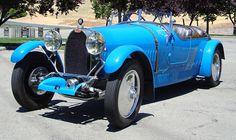 1927 Bugatti Type 38 Four-Seat Open Tourer