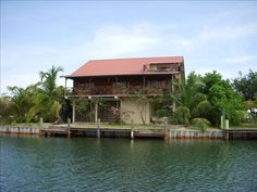 House vacation rental in Placencia Village from VRBO.com! #vacation #rental #travel #vrbo
