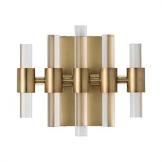 Arteriors Home 49057 Haskell 2-Light Wall Sconce | The Mine