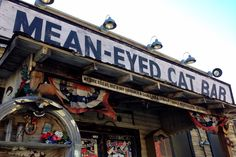 Read about Mean Eyed Cat: http://www.realtyaustin.com/blog/austins-best-happy-hours.html