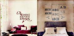 Elegant Wall Sticker Decoration from Harmonie Intérieure