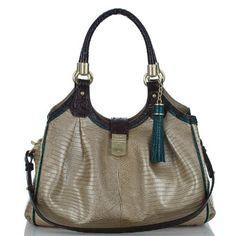 Elisa Hobo Bag -Tri-Texture